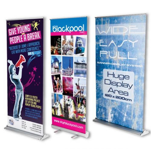 Collection of Roller Banners